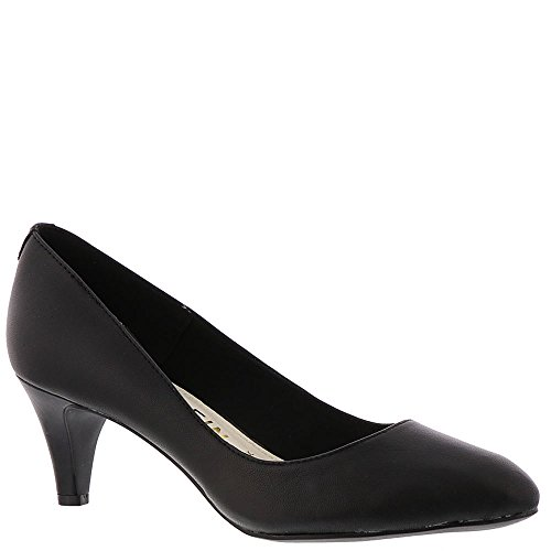 Anne Klein Women's Rosalie Patent Pump Black Leather cheap price in China 3AMtIsA