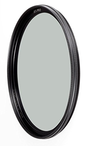 B+W 77mm XS-Pro HTC Kaesemann Circular Polarizer with Multi-Resistant Nano Coating by Schneider Optics