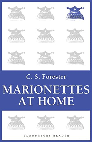 book cover of Marionettes at Home