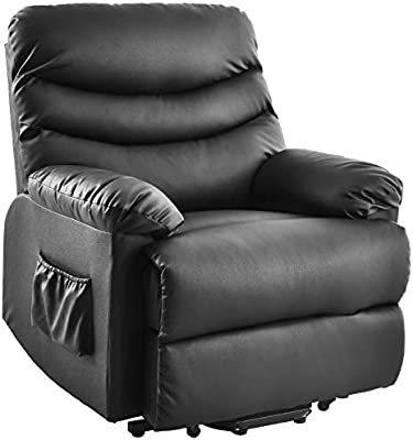 Admirable Amazon Com Lift Recliner Chair Infinite Position Julyfox Frankydiablos Diy Chair Ideas Frankydiabloscom