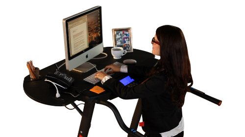 Exerpeutic 2000 Workfit High Capacity Desk Station