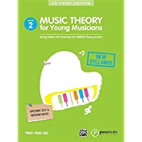 Music Theory for Young Musicians, Bk 2: Study Notes with Exercises for Abrsm Theory Exams
