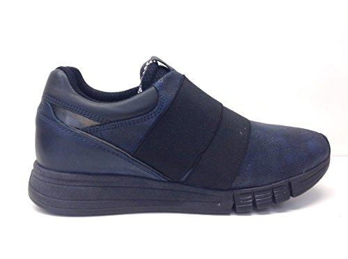 Negro Azul Mujer para Impronte Zapatillas Negro wx4OqHf