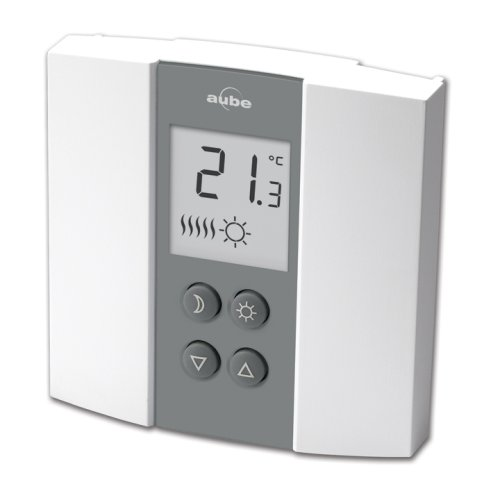 Aube by Honeywell TH135-01-B/U Hydronic Heating Non-programmable Thermostat by Aube by Honeywell: Amazon.es: Bricolaje y herramientas
