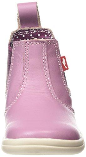 Chipmunks Mädchen Callie Kurzschaft Stiefel, Die Babys 20 EU-30 EU Pink (Pink 024)