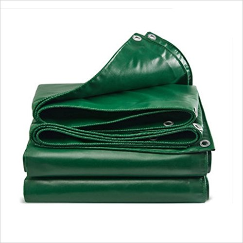 YANGFEI 防水シート ターポリンタータリン厚い防水日焼け止め日よけの布屋外の断熱キャノピーのターポリンのキャンバスのターポリン(2 * 1.5m、2 * 2m、3 * 2m、3 * 3m) 耐久性に優れています B07FGGCGX2   3*3m