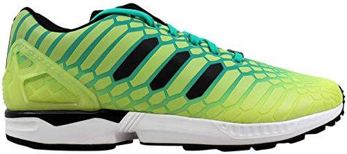 adidas Men's Zx Flux Froyel/White Running Shoe 10