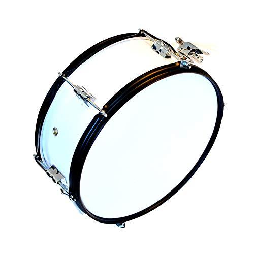 LVSSY-Snare Drum Set PVC Surface Treatment Material Birch Full of Sound,Easy to Carry for Student
