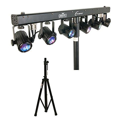 Chauvet 6Spot Led Color Changer Lighting System in US - 5