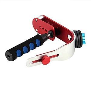 Egal Handheld DSLR Camera Stabilizer Motion Stead for Camcorder DSLR DV Stabilizator Stabler