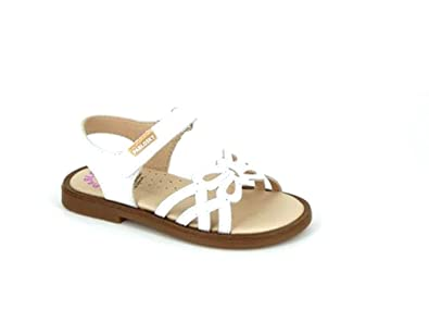 7f455ad9c Pablosky Girls  Fashion Sandals white white  Amazon.co.uk  Shoes   Bags