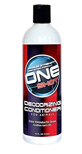 Best Shot Pet One Shot Deodorizing Conditioner, 16 oz by Best Shot Pet