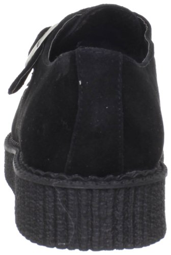 T Noir Creeper A8139 u Mixte Adulte Mode Baskets k Pointed zBxzrT