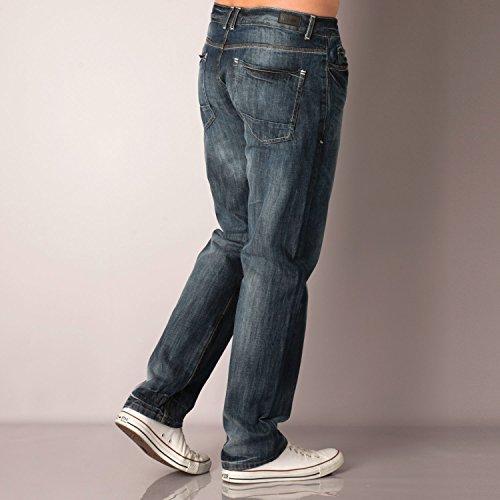 Bench Rico V5 Herren Jeans (blau) 32 waist - 34 length