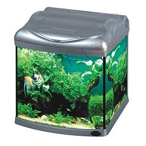 hailea b30 30 litre aquarium kit in black. Black Bedroom Furniture Sets. Home Design Ideas