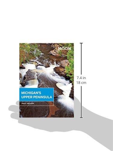 Moon Handbooks Michigan's Upper Peninsula