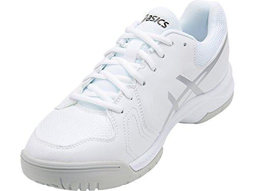 resolution Scarpe tennis da Bianco da Grigio uomo Asics 7 Clay Gel pwnqPx51
