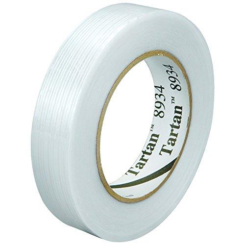 Tartan T915893412PK Filament Tape, 1