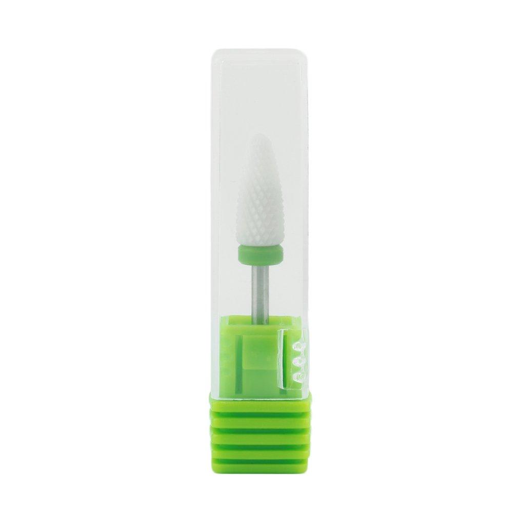 Hair Chalk Hair Chalk Markers - Cuspidal Ceramic Nail Drill Bit Nail Art Tools Callus Electric Manicure machine Accessories Cutter Nail File - Chalk Hair (green)