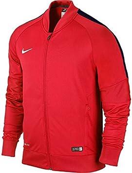 Nike Squad 15 Poly Jacket Chaqueta Chándal Talla M: Amazon.es ...