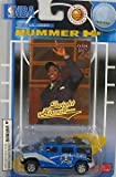 Orlando Magic 2004/05 NBA Diecast Hummer H2 with Dwight Howard Rookie Card Fleer Collectibles