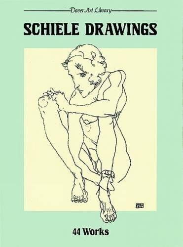 Schiele Drawings: 44 Works (Dover Fine Art, History of Art)