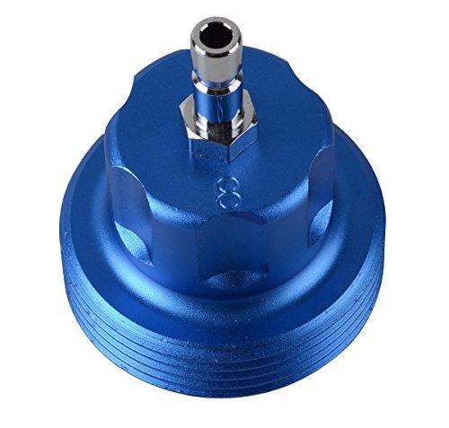 DA YUAN 14 pcs Automotive Cooling System Radiator Pressure Tester Kit by DA YUAN (Image #2)