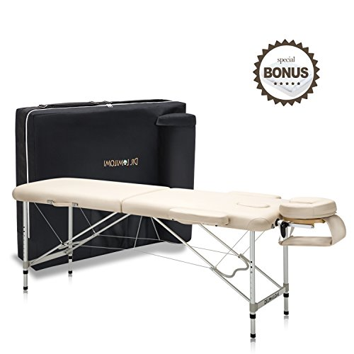 Dr.lomilomi Ultra-lite Aluminum Portable Massage Table 30...
