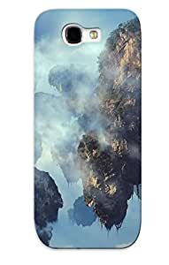 Exultantor Sanp On Case Cover Protector For Galaxy Note 2 (avatar - Hallelujah Mountains ) For Christmas Day's Gift