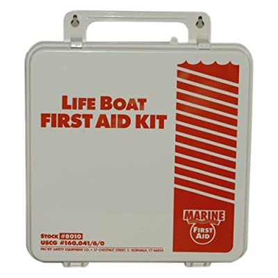 Tactical First Aid Kit: Pac-Kit Weatherproof Life Boat First Aid Kit from Acme United Corporation