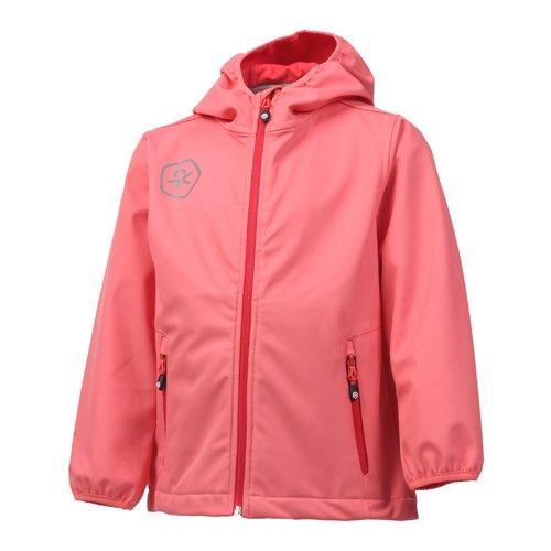 Color Kids Tera Softshell-Jacket Junior Air-Flo 8000 Sugar Coral