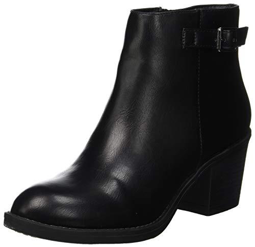 6916353 Bata Kurzschaft Schwarz 6 Stiefel Damen Nero rqOOwx0P5