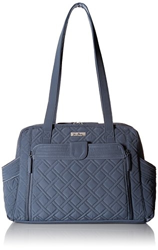 Vera Bradley Women's Stroll Around Baby Bag, Charcoal by Vera Bradley