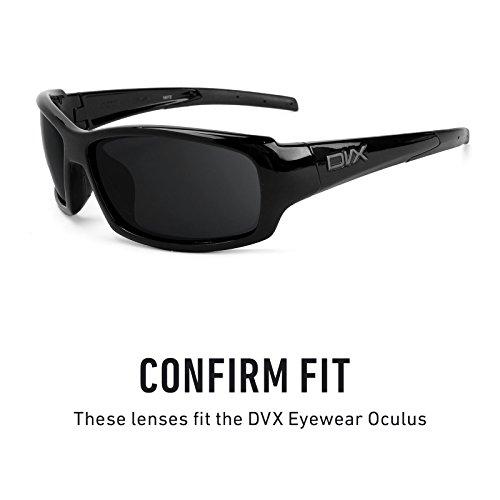 Oculus Lentes Eyewear de Polarizados Revant Dorado Opciones Mirrorshield múltiples para — Bolt repuesto DVX R1xFRnwqfY