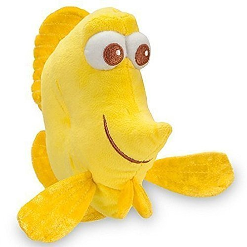Finding Nemo: Bubbles Mini Bean Bag Plush -- 7'' H by Disney