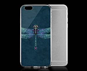 Light weight with strong PC plastic case for iPhone 4 4s Artists Tate & Co. Brigid Ashwood Mystical Dragonfly