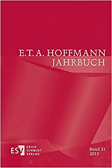 Book E.T.A. Hoffmann-Jahrbuch 2013