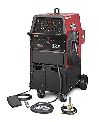 Lincoln Electric Precision TIG 375 TIG Welder Ready-Pak - Model# K2624-1