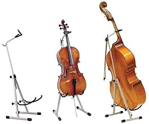 instrument stand for cello bass ingles musical instruments. Black Bedroom Furniture Sets. Home Design Ideas