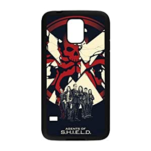 Personalized Fantastic Skin Durable Rubber Material Samsung Galaxy s5 Case - Agents of S.H.I.E.L.D