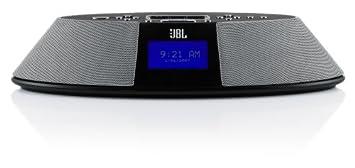 jbl on time 400ihd high performance speaker dock with hd digital rh amazon ca JBL Logo Manual JBL On Time