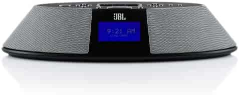 JBL On Time 400IHD High-Performance Speaker Dock with HD Digital Radio for iPod (Black)