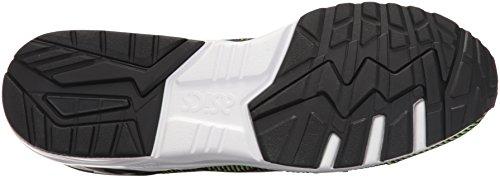 Asics Heren Gel-kayano Trainer Evo Fashion Sneaker Gecko Green / Guava
