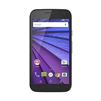 Amazon.com: Motorola Moto G (3rd Generation) - Black - 16 GB - Global