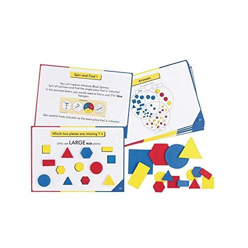 Attribute Block Activity Cards