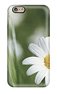 Hot Daisy Alone First Grade Tpu Phone Case For Iphone 6 Case Cover