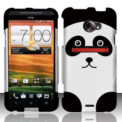 the-three-knights-for-htc-evo-4g-lte-sprint-rubberized-design-cover-panda-bear