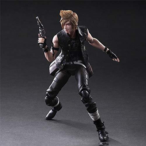 Venta en línea precio bajo descuento Juega Juega Juega Arts Change PA Change Final Fantasy 15 Plouto Movimiento Modelo de Mano Modelo al por Mayor.  lo último