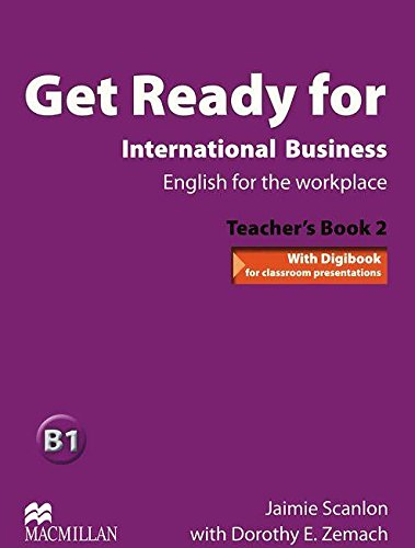 Read Online Get Rea Int Bus Pre Int Tb (Get Ready for International Business) PDF
