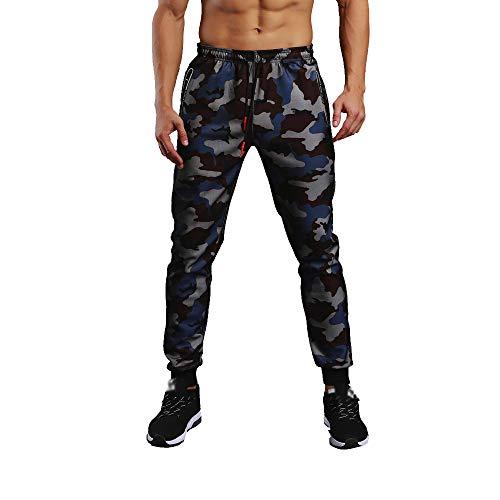 SMALLE ◕‿◕ Clearance, Trouser for Men,s Casual Jogger Dance Sportwear Baggy Harem Pants Slacks Trousers Sweatpants by SMALLE